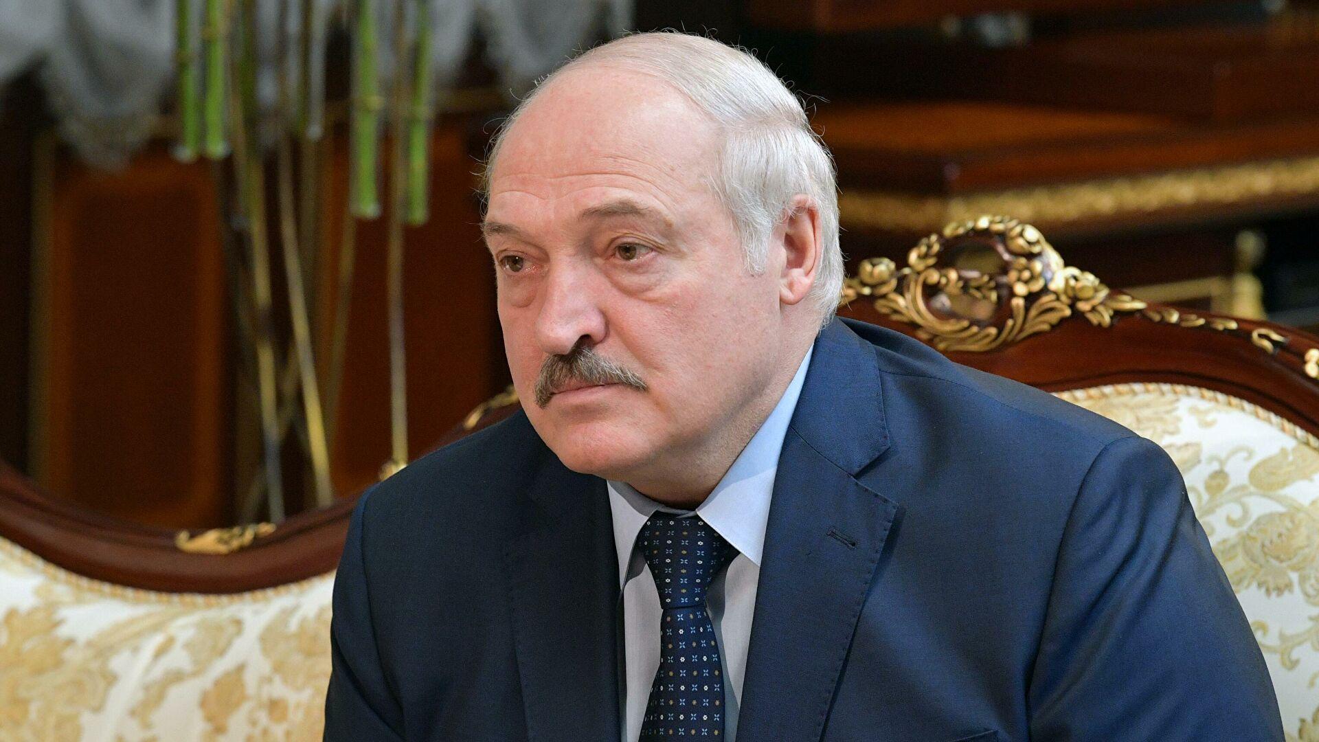 Лукашенко заявил о прямой угрозе суверенитету и целостности страны