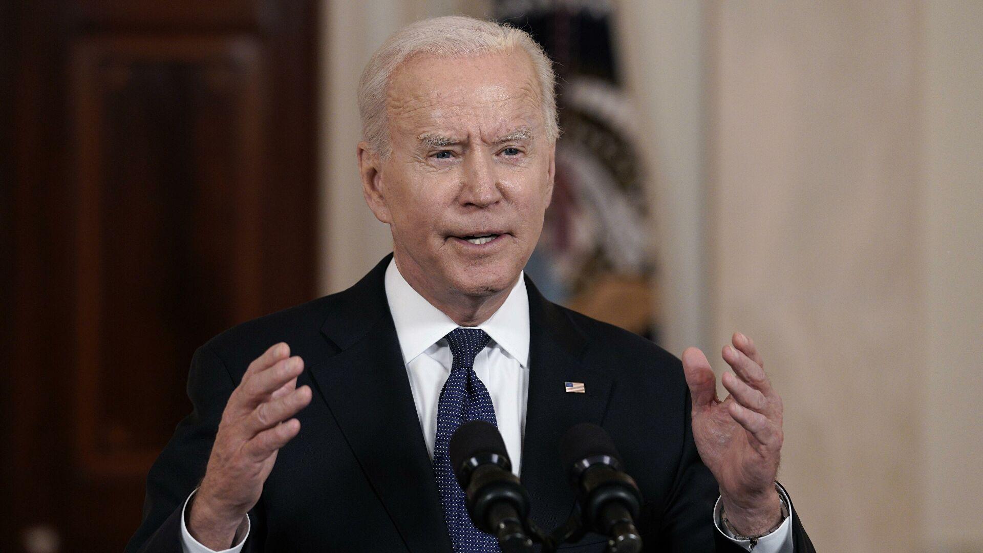 Байден заявил, что США потеряли лидерство в расходах на исследования