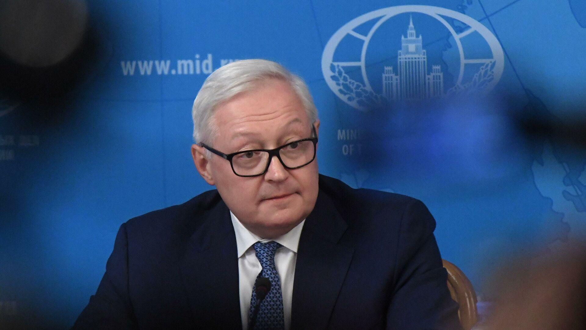 Россия и США не обсуждают обмен Уилана на россиян, заявил Рябков