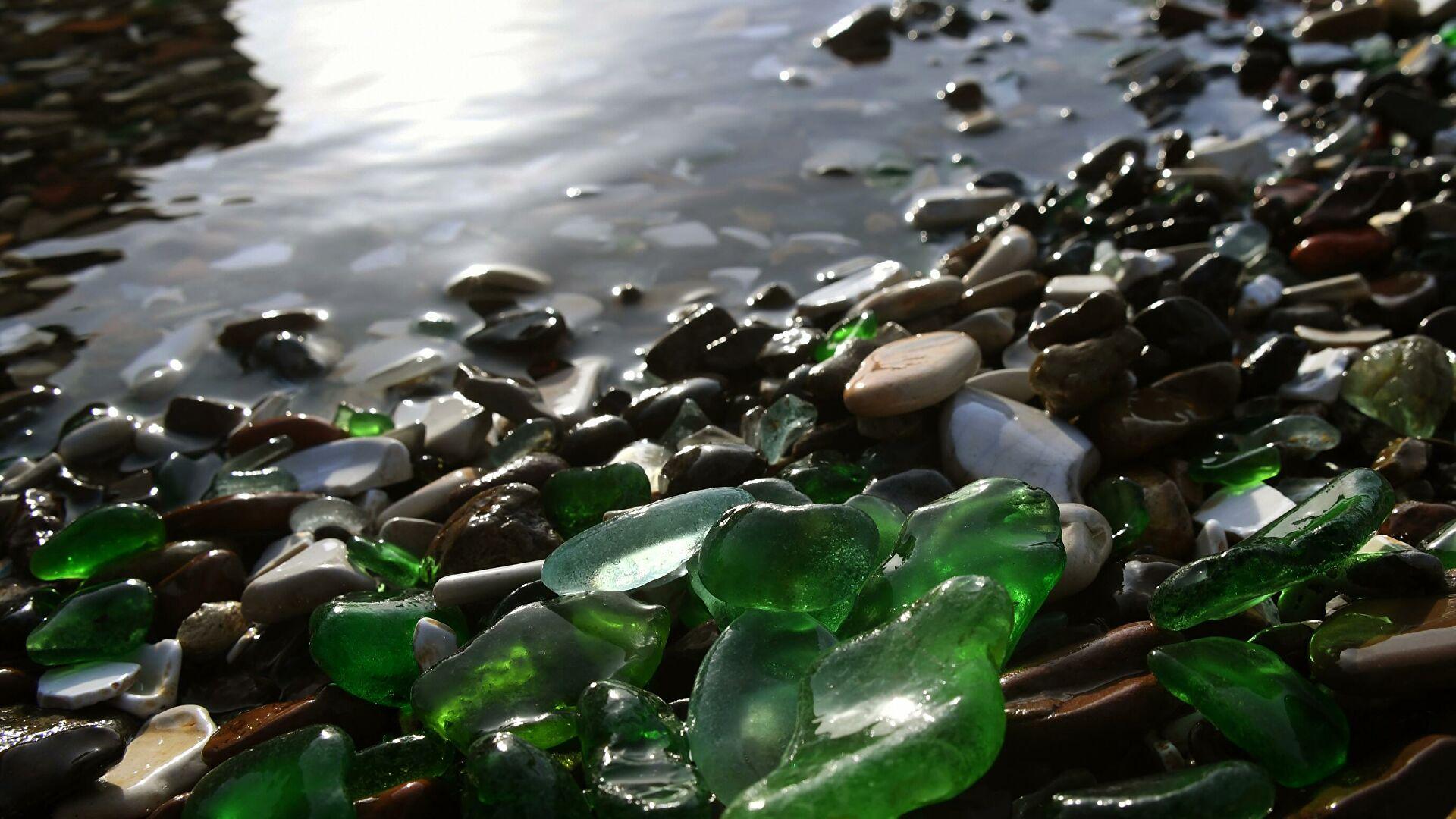 В ручье у бухты Стеклянная в Приморье выявили загрязнение ртутью