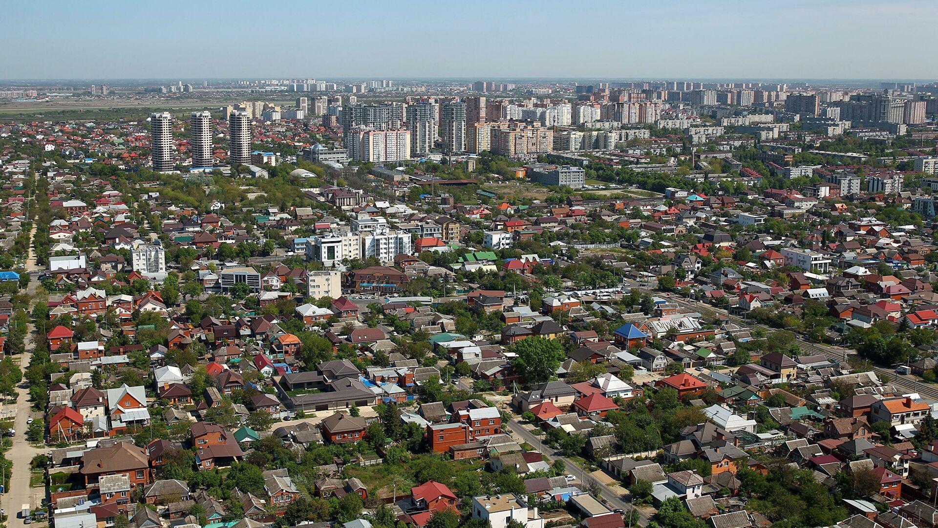 Рост ВРП Краснодарского края за четыре месяца составил 104,2%