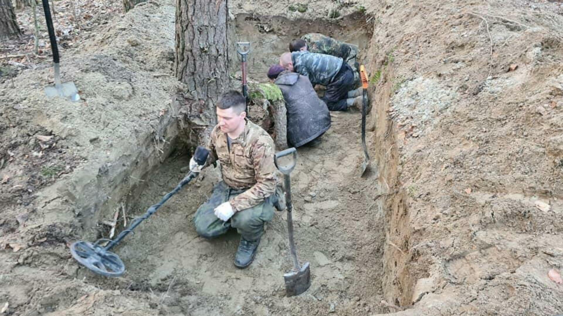 Поисковики проведут раскопки на месте нацистского лагеря в Брянске