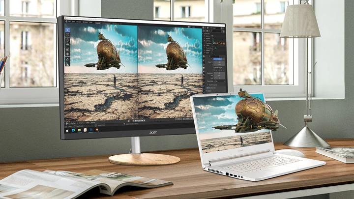 Технологии Acer визуализируют трехмерные объекты без 3D-очков