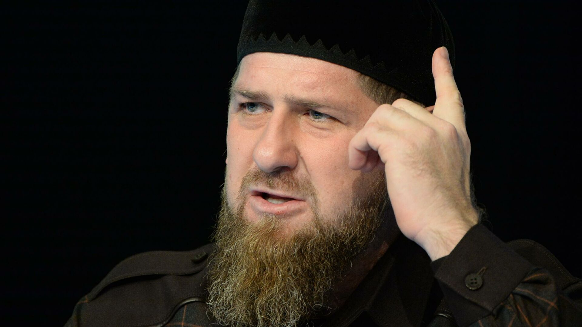 Кадыров заявил, что СМИ пытались выставить его антагонистом Путина