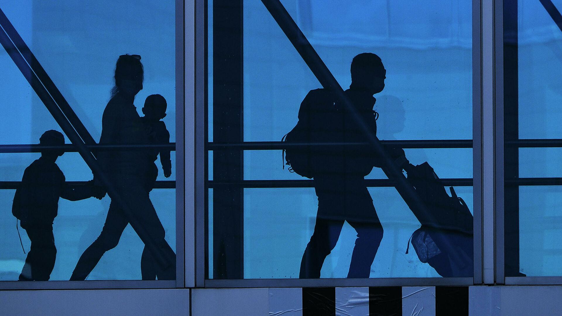 В России планируют ужесточить правила вывоза детей иностранцами