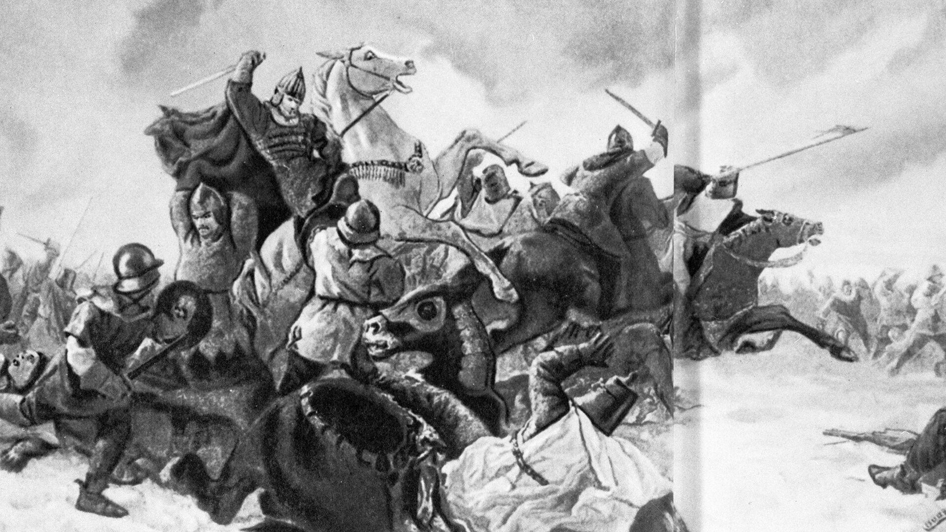 Историки опровергли главный миф о Ледовом побоище