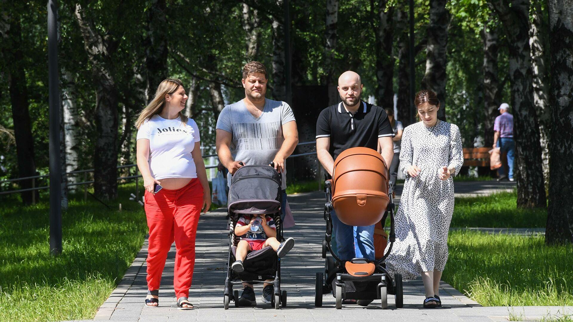 В Москве изменили условия для получения пособия при рождении ребенка