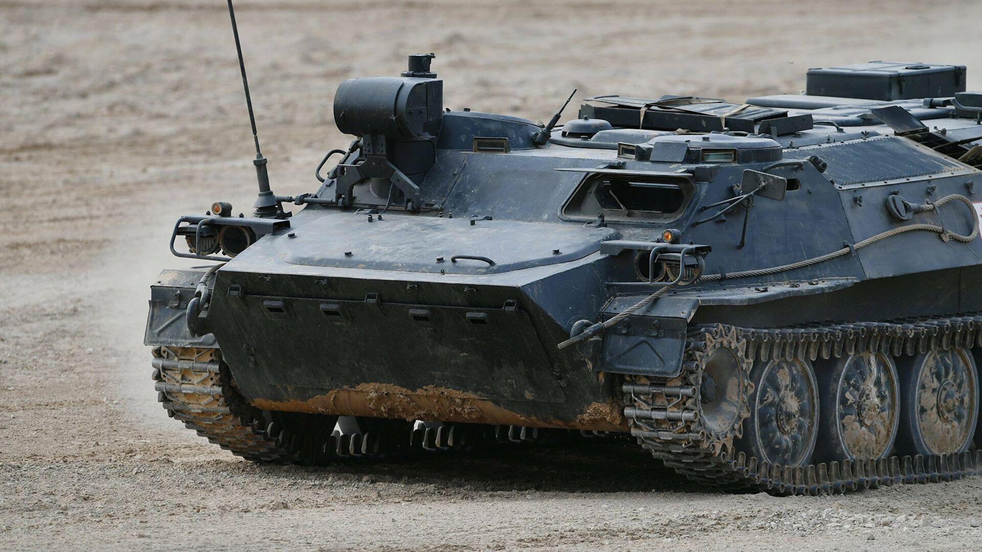 Военный эксперт рассказал об особенностях тяжелого робота