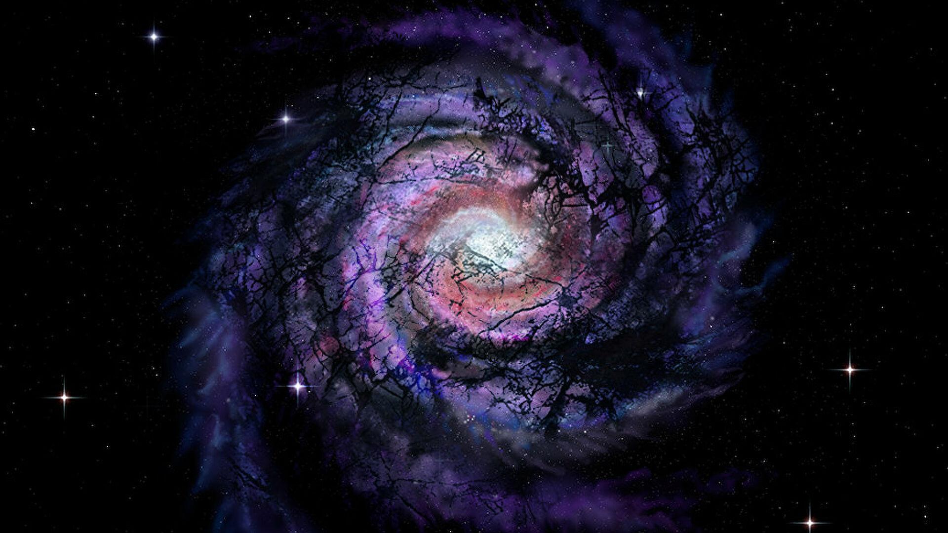 Ученые составили самую большую карту распределения темной материи