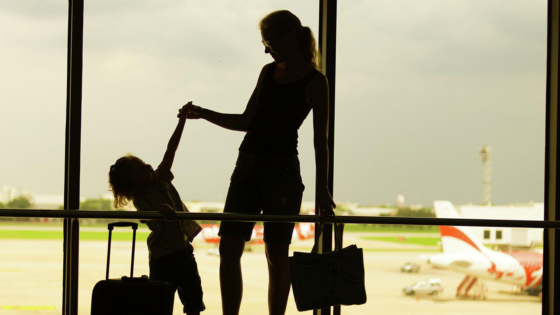 Адвокат оценила поправки к законопроекту о выезде детей за границу