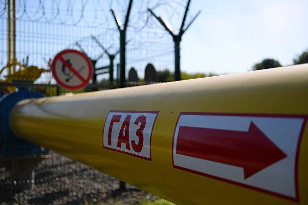 Россия построит газопровод
