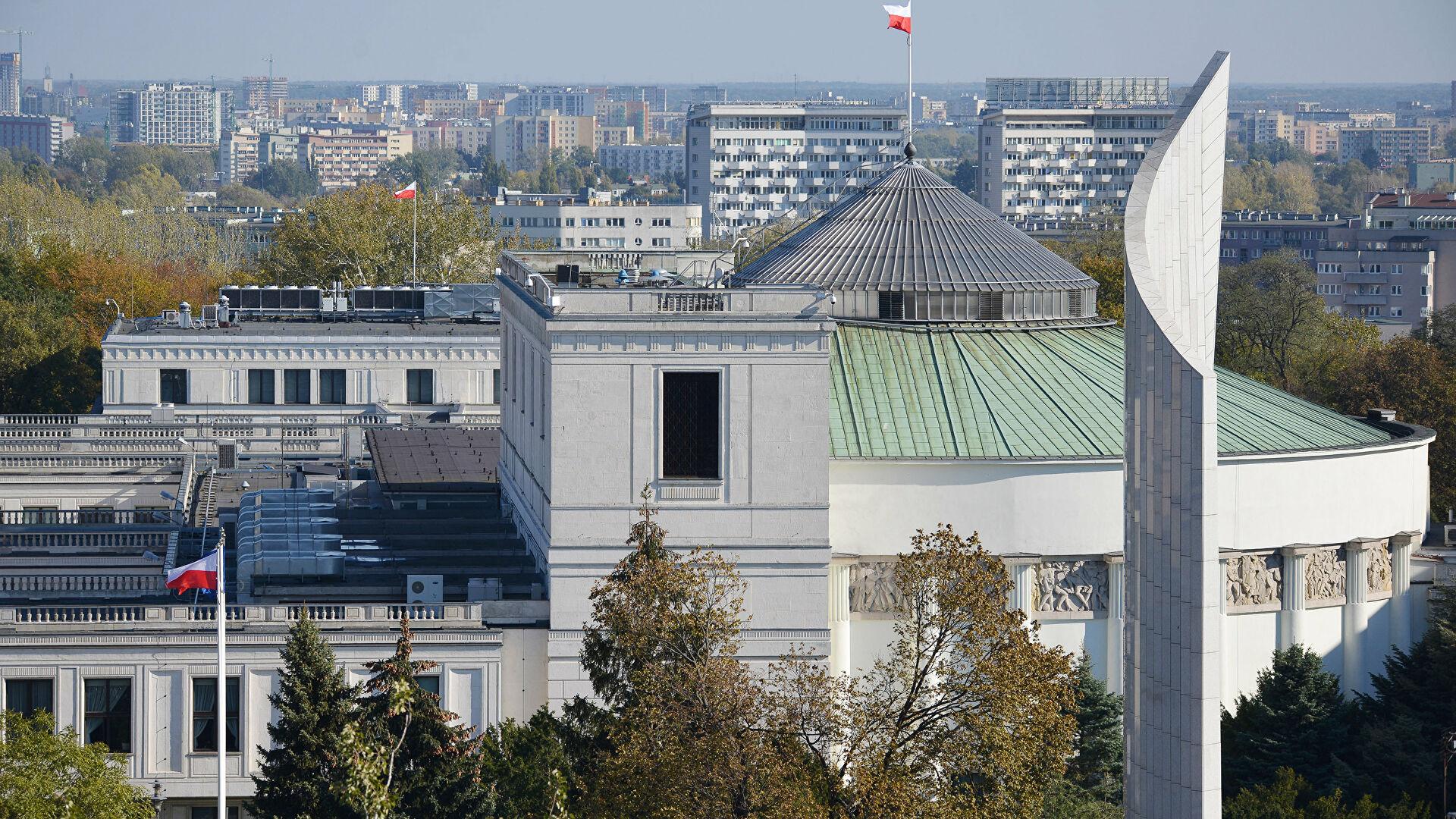 Польский сейм потребовал немедленно освободить Протасевича