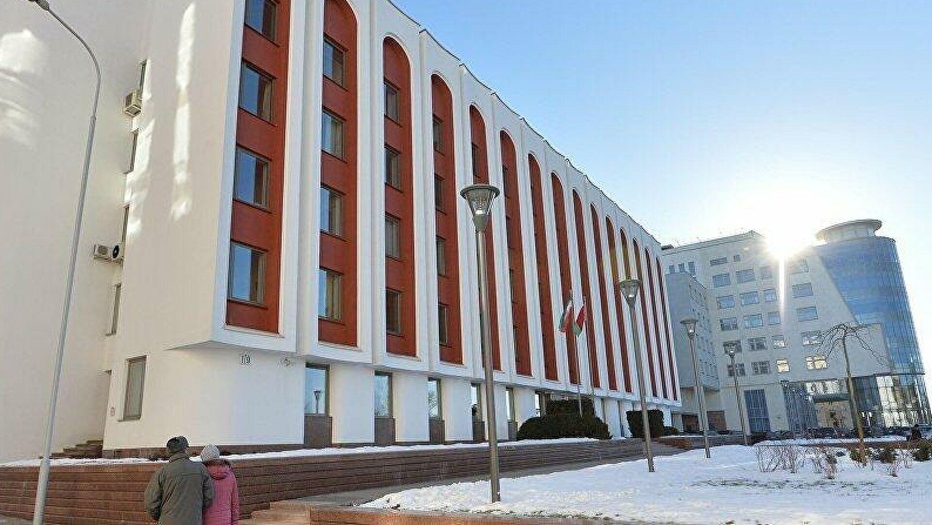 МИД Белоруссии объявил персонами нон грата двух литовских дипломатов