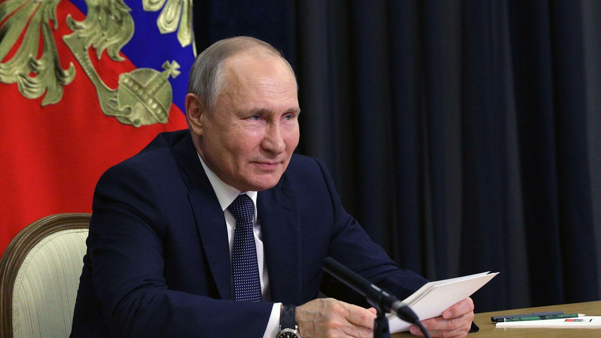Путин оценил объем товарооборота между Россией и Белоруссией