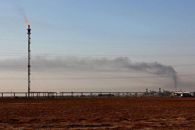 Иран поставил нефть в США впервые за тридцать лет
