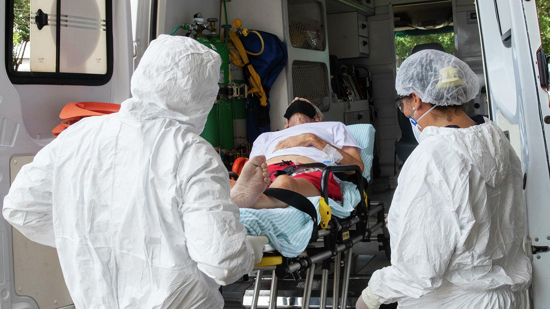 В Бразилии погибли четыре человека в результате пожара в больнице