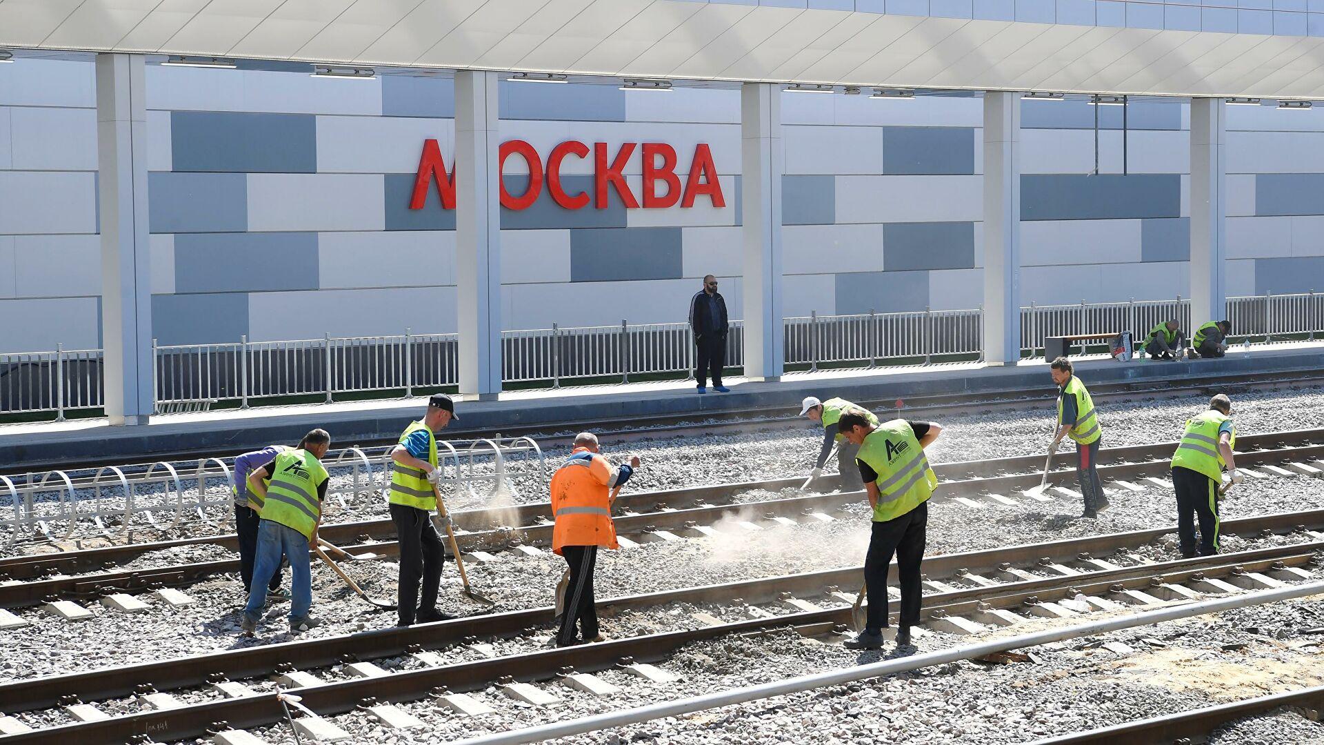В Москве откроется новый железнодорожный вокзал Восточный