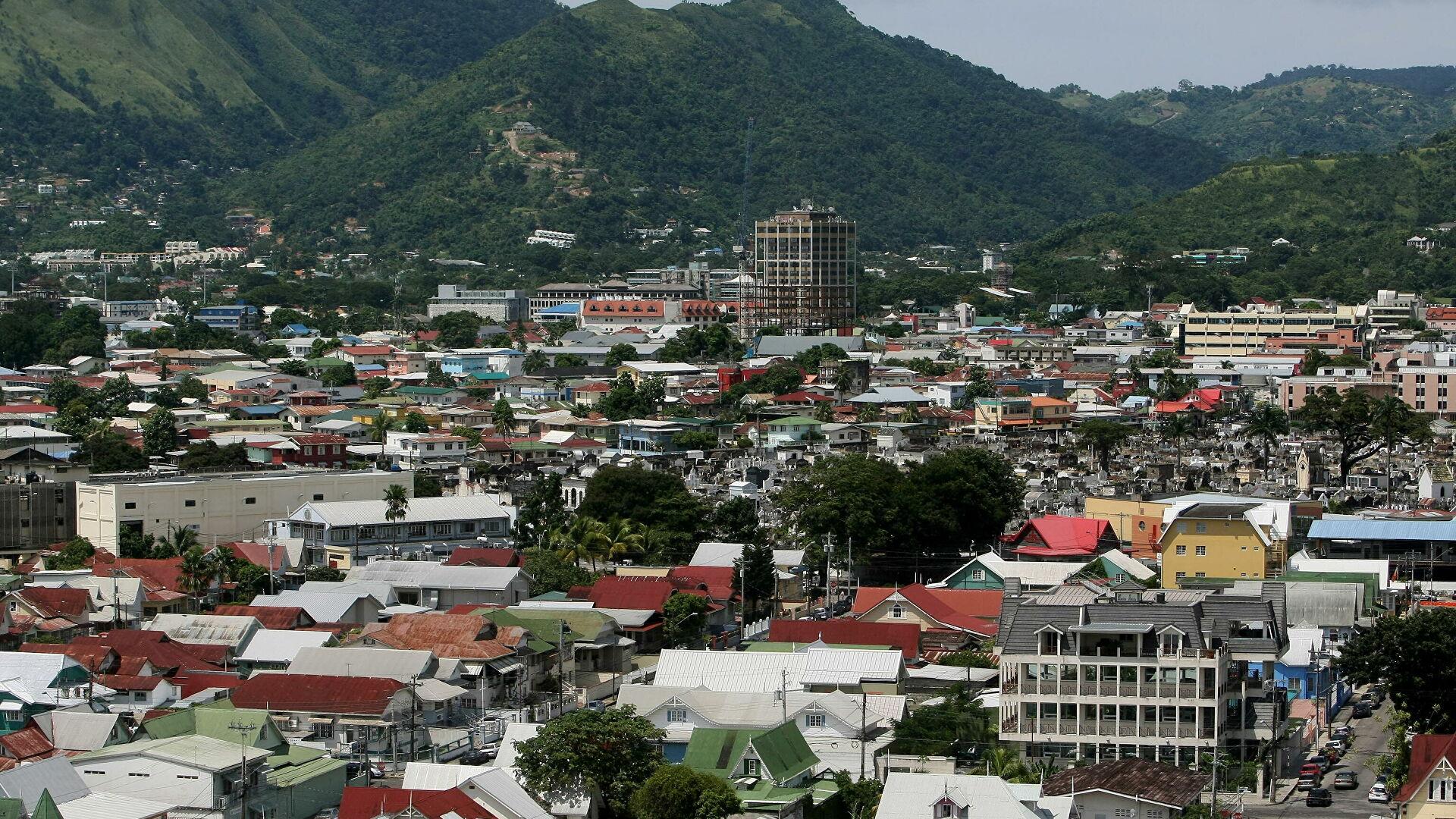К берегам Тринидада и Тобаго прибило судно с разлагающимися телами
