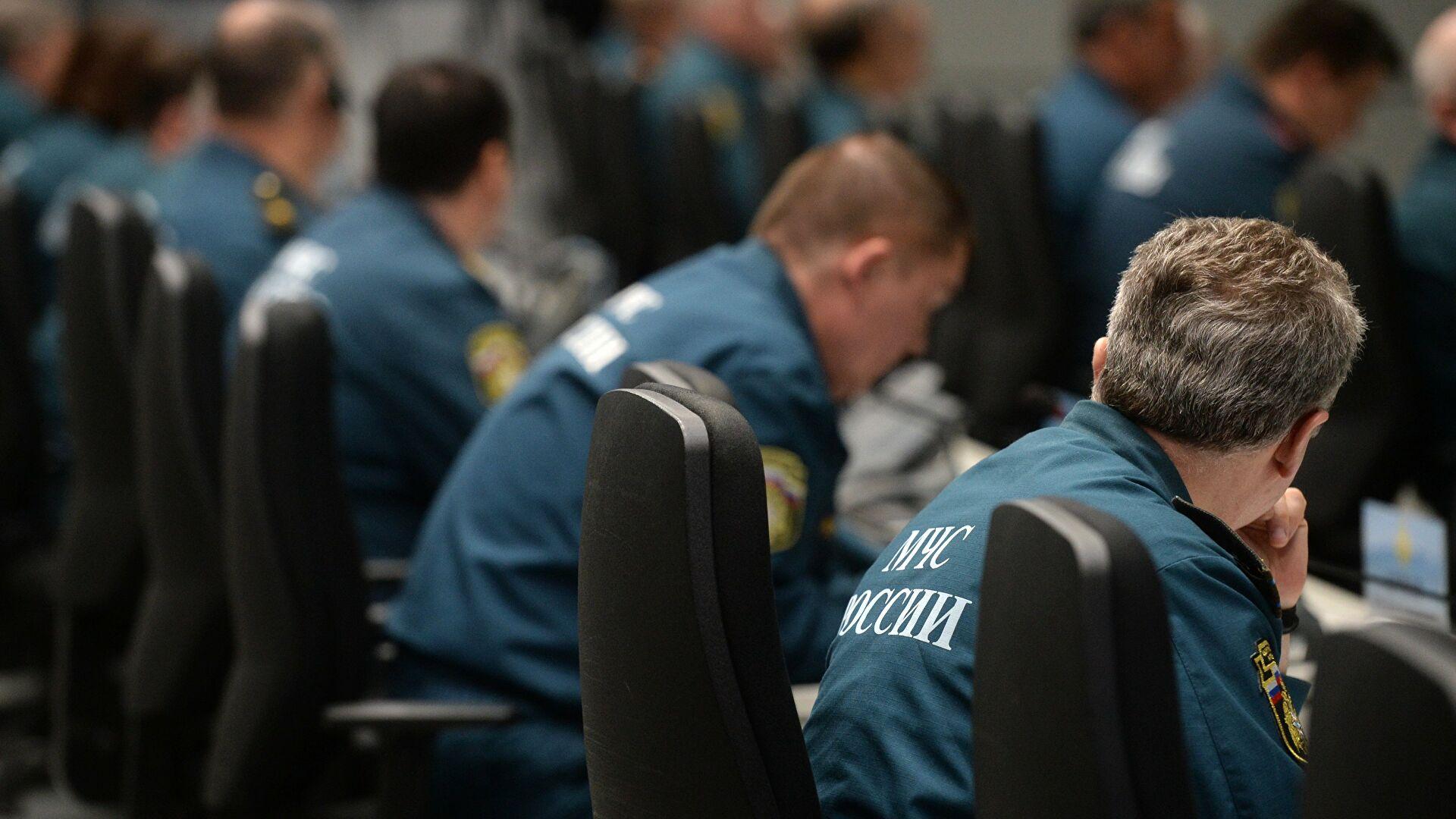 В МЧС рассказали об эвакуации россиян при военных конфликтах и ЧС