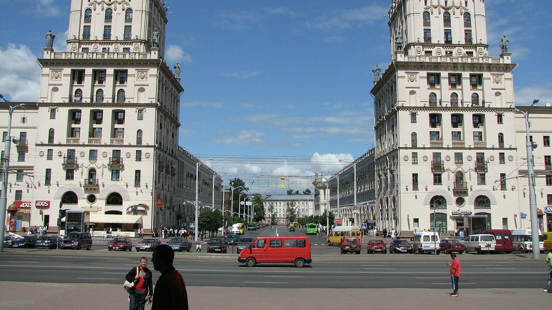 США анонсировали санкции против Белоруссии
