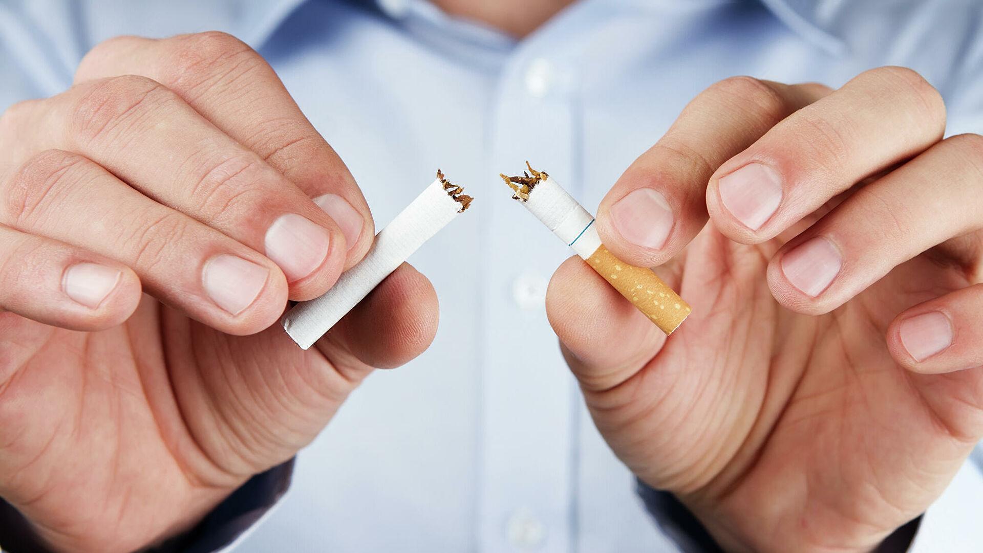 Бросить курить и не потолстеть? Ученый рассказал, что нужно сделать