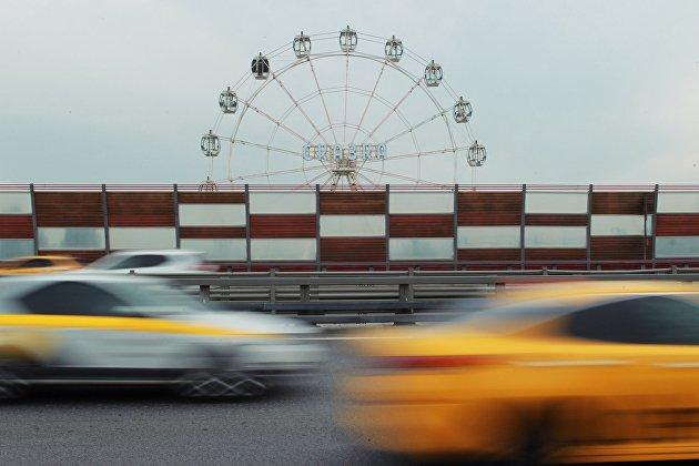 Дептранс оценил влияние системы мониторинга такси на цену поездок