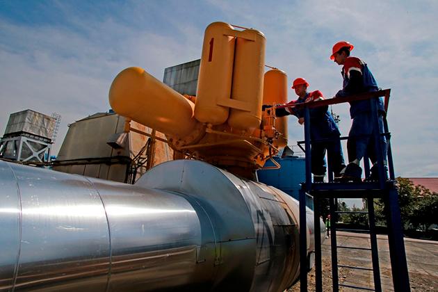 Газ по 950 долларов - в Европе настоящая паника