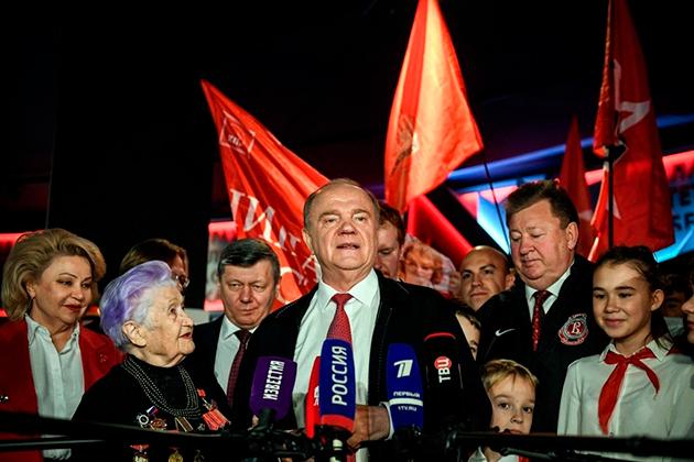Партию КПРФ может ждать распад из-за скандала