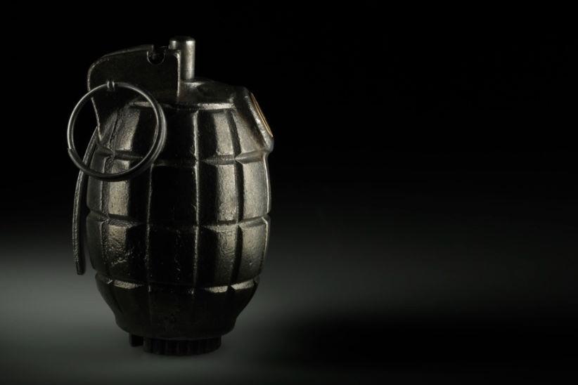 В Кировске в квартире жилого дома установили растяжку с гранатой