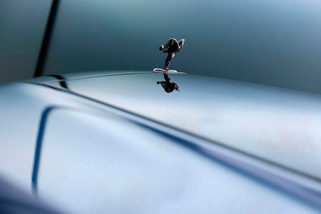 Стало известно, когда состоится презентация электромобиля Rolls-Royce