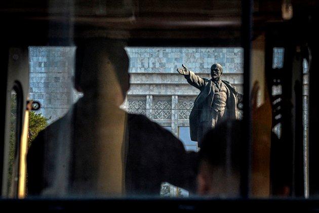 Ленина сделали героем нового детектива